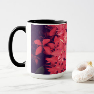 Shaded Cerise Cluster Mug