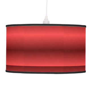 Shaded Reds Hanging Pendant Lamp
