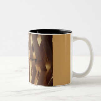 Shades and Light Two-Tone Coffee Mug