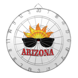 shades of arizona yeah dartboard