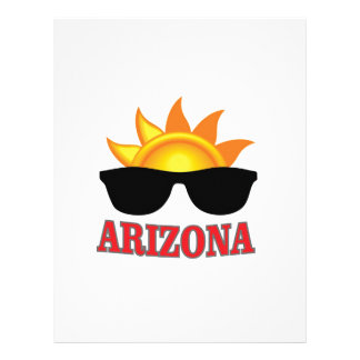 shades of arizona yeah letterhead