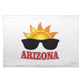 shades of arizona yeah placemat
