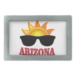 shades of arizona yeah rectangular belt buckles