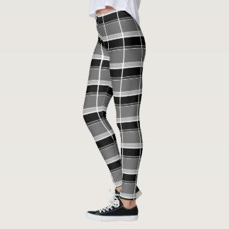 shades of black leggings