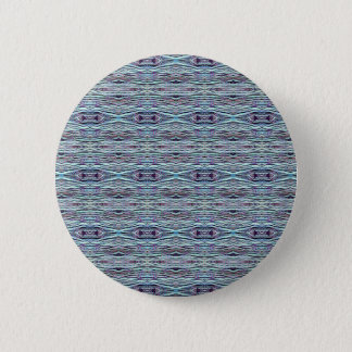 Shades of Blue Gray Background Pattern 2 Inch Round Button