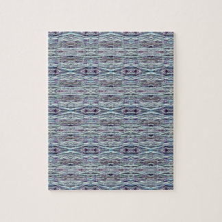 Shades of Blue Gray Background Pattern Jigsaw Puzzle