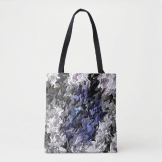 Shades of Blue in the Light... Tote Bag