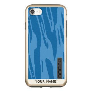 Shades of Blue Incipio DualPro Shine iPhone 8/7 Case