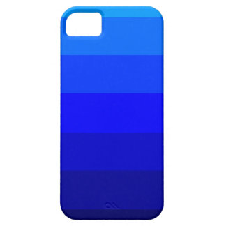 Shades of Blue iPhone 5 Covers