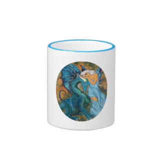 Shades Of Blue Mug