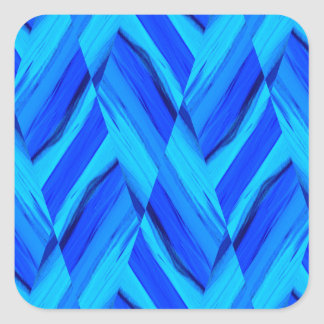 shades of blue stickers