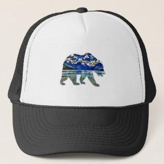 Shades of Blue Trucker Hat