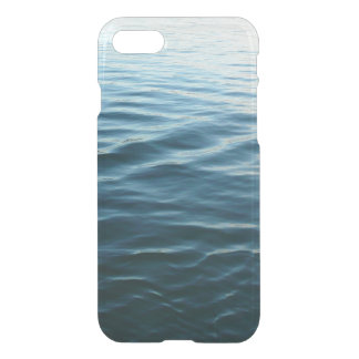 Shades of Blue Water Abstract Nature Photography iPhone 8/7 Case