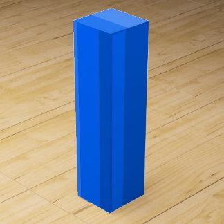 Shades of Blue Wine Gift Box