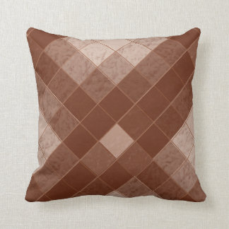 Shades of Brown Decor-Soft Modern Pillows