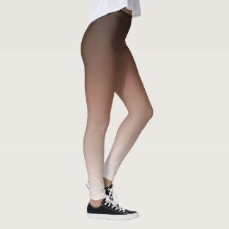 Shades of Brown Leggings