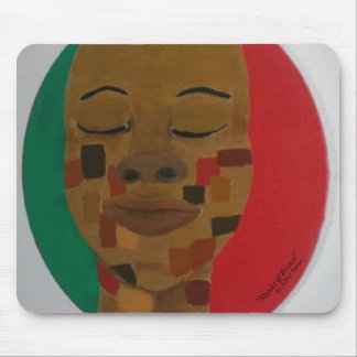 """""""Shades of Brown"""" Mouse Pad"""