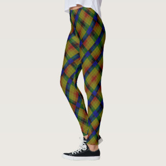 Shades of Colors Model#1-A Modern Leggings