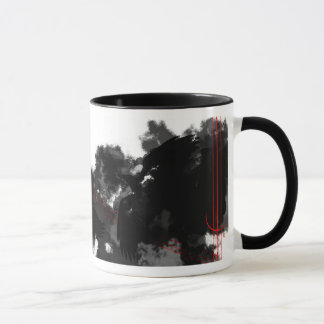 Shades of Crow Mug