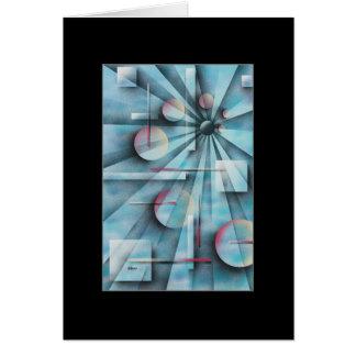 Shades of Fibonacci Card