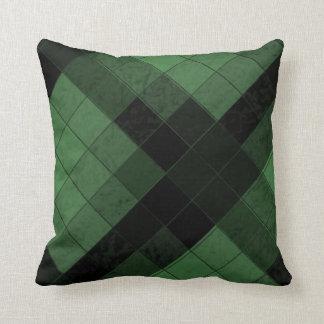 Shades of Green Decor-Soft Modern Pillows