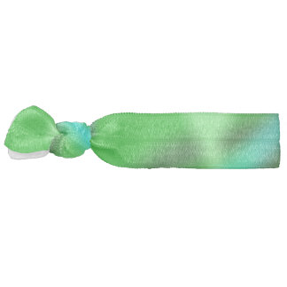 Shades of Green Hair Tie