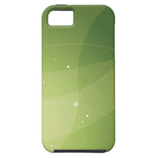 Shades of Green iPhone 5 Case