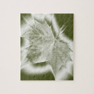 shades of green jigsaw puzzle