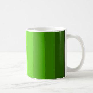 Shades of Green Mug