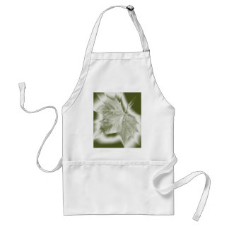 shades of green standard apron