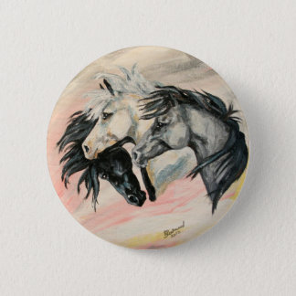 Shades of grey 2 inch round button