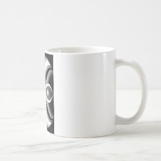 Shades of Grey Classic White Coffee Mug