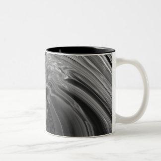 Shades Of Grey Two-Tone Mug