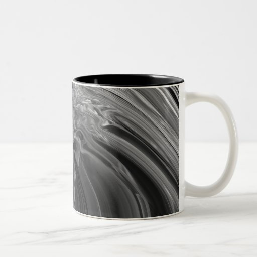 Shades Of Grey Coffee Mugs