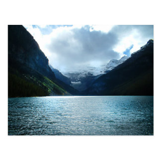 Shades of Lake Louise Postcard