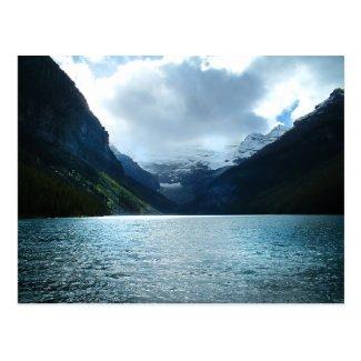 Shades of Lake Louise Postcard