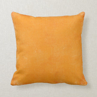 Shades of Orange Designed Pillow