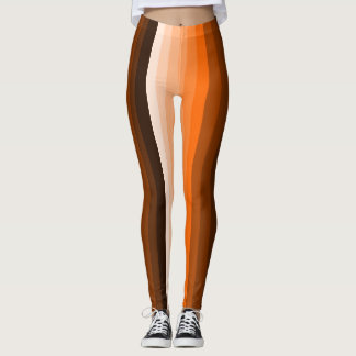 Shades of Orange Leggings