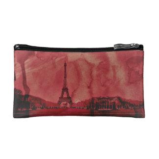 Shades of Paris Make Up Bag Cosmetics Bags