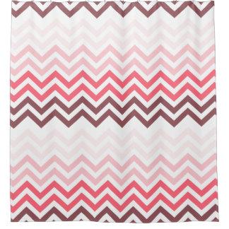 Shades Of Pink Chevron Pattern