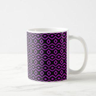 Shades of Pink Basic White Mug