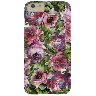 Shades of Purple Floral Phone Case