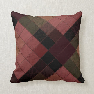 Shades of Red Decor-Soft Modern Pillows