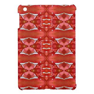 Shades Of Red Modern Festive Design iPad Mini Case