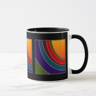 Shades of Sunset Mug