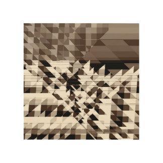 shades wood wall decor