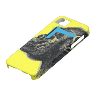 Shades (Yellow) iPhone 5 Case