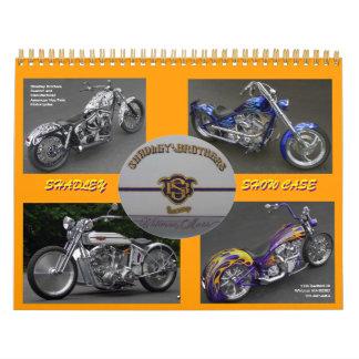 Shadley Show Case 2014 Wall Calendars