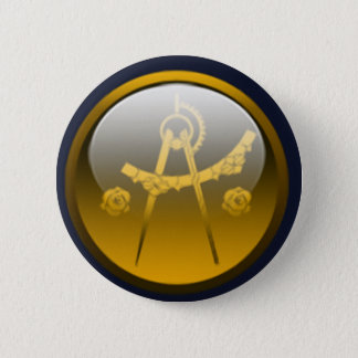 Shadow Cities - Architects 2 Inch Round Button