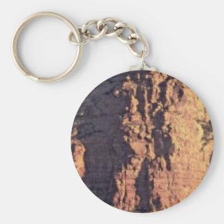 shadow cliff texture keychain